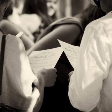 Thirteen reasons to hire a wedding planner