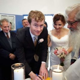 Wedding paperwork: Its all Greek to me