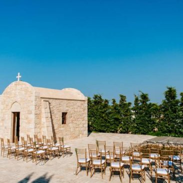 Chapel Wedding in Creete