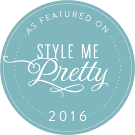 Style me Pretty weddings