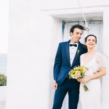 P&B Athens Riviera summer wedding