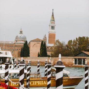 Hotel Cipriani in Venice