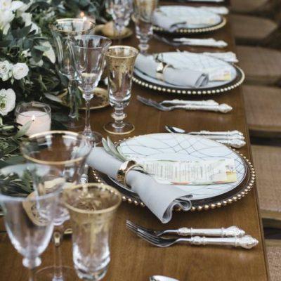 Elegant Greek Island Medieval Estate wedding