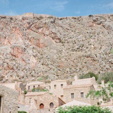 Monemvasia Castle wedding