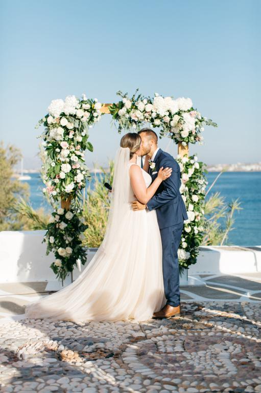 The Best Wedding Locations In Greece Joanna Loukaki