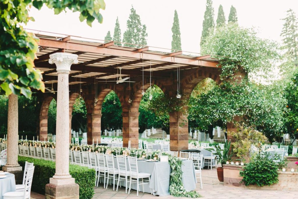 The best wedding locations in Greece - Joanna Loukaki